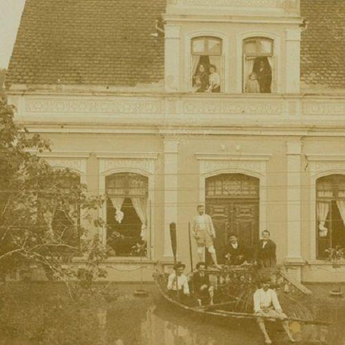 Enchentes em Blumenau